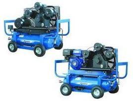 Mobilūs stūmokliniai oro kompresoriai
