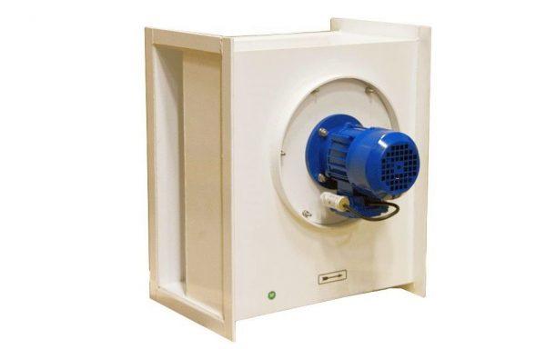 Chemiškai atsparūs išcentriniai ventiliatoriai BOX-CHEM