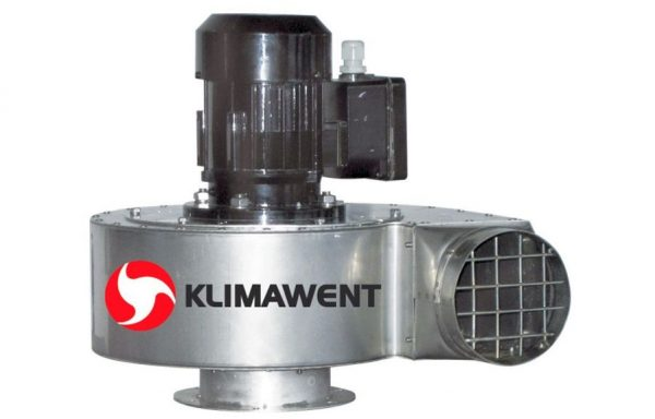 Nerūdijančio plieno ventiliatoriai WP-E/Ex, Klimawent