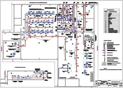 Vietinio taršos nutraukimo sistemų projektavimas ir oro šalinimo ar valymo įrangos parinkimas