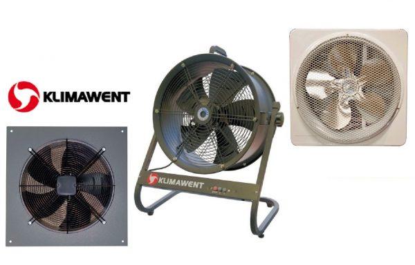 Ašiniai ventiliatoriai